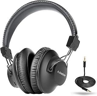 Avantree - Auriculares inalámbricos con Cable Bluetooth y m