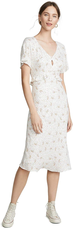 cupcakes and cashmere Women's Delphine Midi Dress