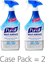PURELL Multi-Surface Disinfectant Spray, Fresh Fragrance, 28 fl oz Trigger Spray Bottle (Pack of 2) - 2845-02-ECCAL