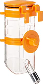 Choco Nose H220 Classic Opened-Top Water Feeder With Hook, Pet Water Dispenser, Water Bottle For Small-Sized Dog, Cat, Med...