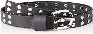 Guess Studded Leather Belt Cintura Donna
