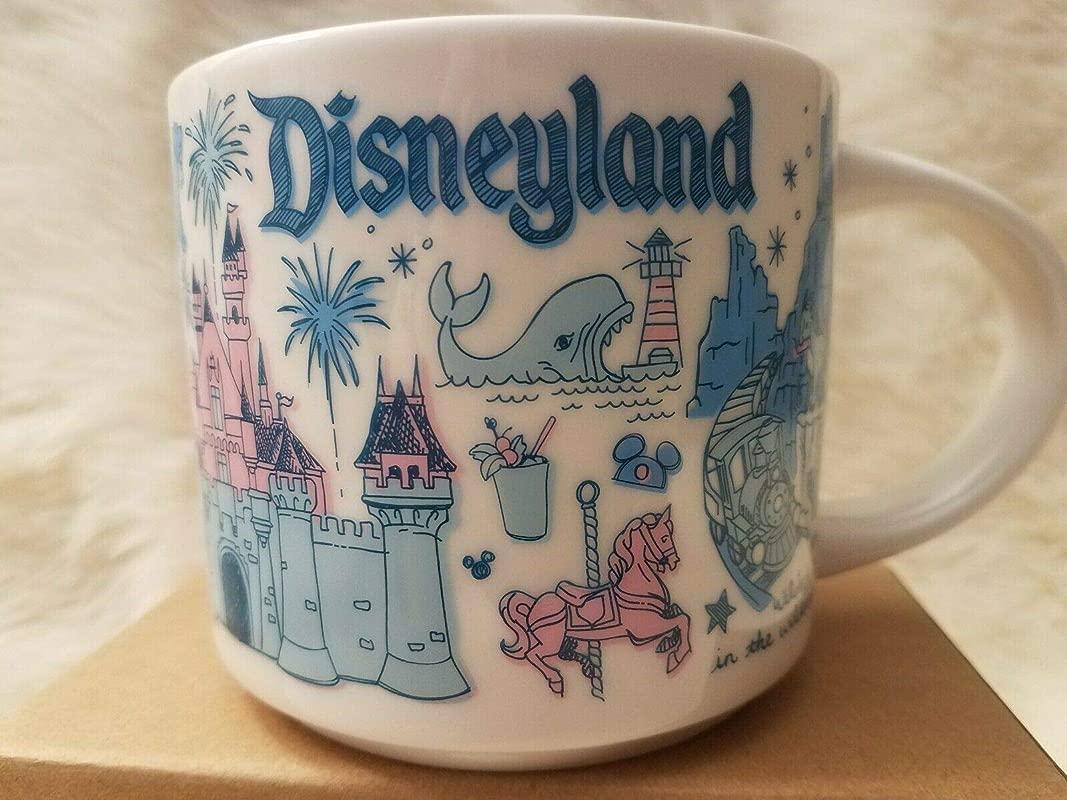 2019 Disneyland Starbucks Mug Been There