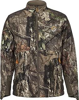 ScentLok Men's Full Season TAKTIX Hunting Jacket, Mossy Oak Break-Up Country, 3XL