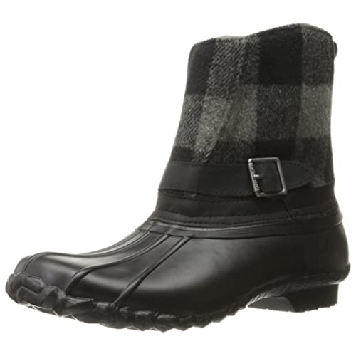 90a345db0238 Chooka Womens Buffalo Closed Toe Ankle Cold Weather Boots