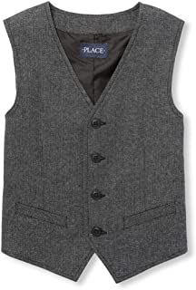 The Children's Place Baby Boys' Waistcoat