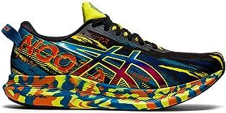 حذاء ركض ASICS للرجال Noosa Tri 13, (أسود/سور يوزو), 40.5 EU