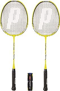 6 Volantes Varias Opciones Prince Power Ti 75 Badminton Raqueta
