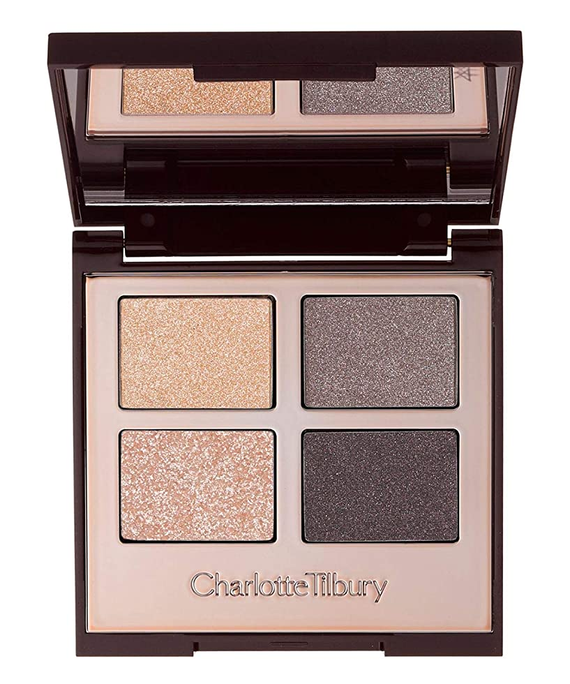 ありそう写真アナリストCharlotte Tilbury Luxury Palette The Uptown Girl Eyeshadows 5.2g