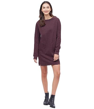 tentree Fleece Crew Dress