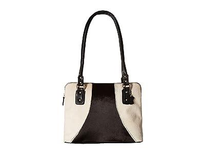 Scully Abella Purse (Black/White) Handbags