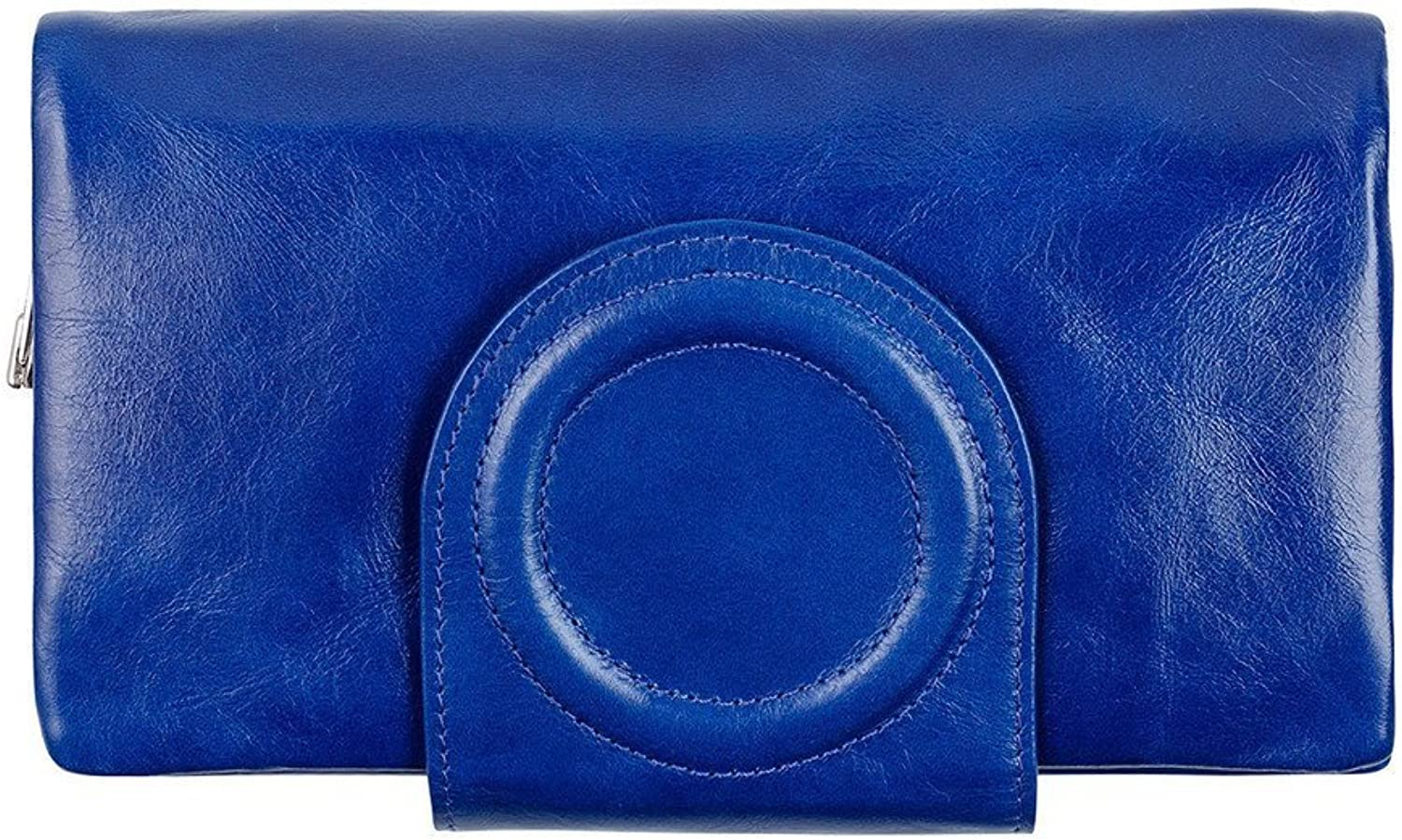 Status Anxiety Womens Evelyn Soft Cow Leather Wallet