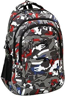 Outsta Men Nylon Climb Bag,Boys Girls Shoulder Bookbags School Satchel Travel Backpack Zipper Bag
