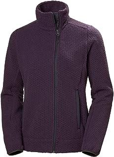 Helly Hansen Lyra Offset Front Zip 2-Sided Fleece Jacket