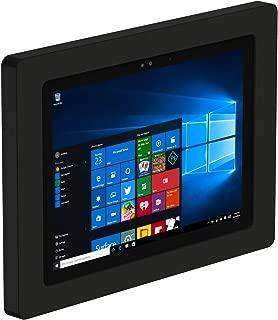 VidaMount Black VESA Enclosure Compatible with Microsoft Surface Pro 6, Pro 5 (2017) & Pro 4