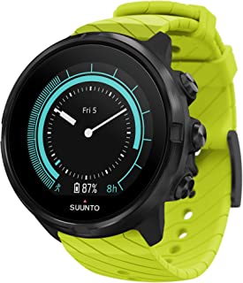 Suunto 9 Multisport GPS Watch with Wrist Heart Rate (Lime)
