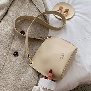 LIMING Small bags women's tide messenger bags premium sense of foreign style autumn small fresh bucket bags women bags,Col...