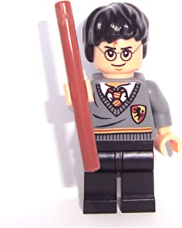 LEGO Harry Potter: Harry Potter Minifigura Con Marrón