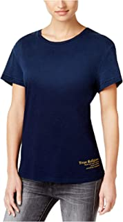 Women's Boxy Embroidered Tee