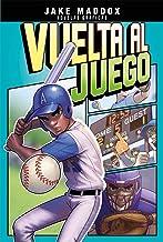 Vuelta al juego (Jake Maddox Novelas gráficas) (Spanish Edition)