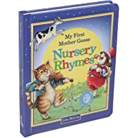My First Mother Goose Nursery Rhymes Board Book