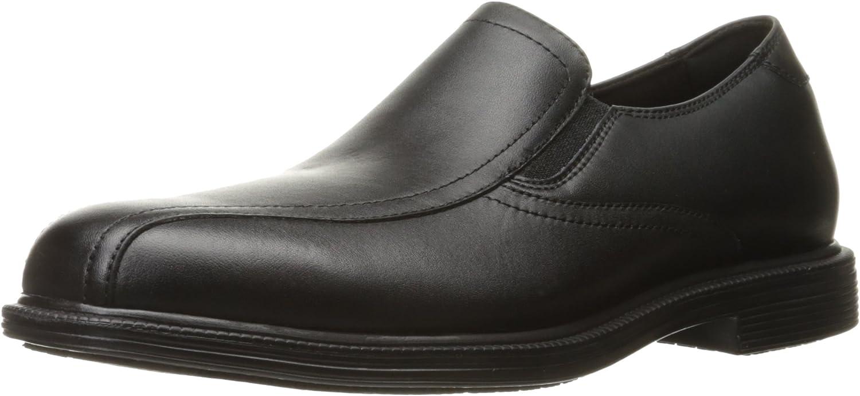 Skechers for Work Man's Gretna Gretna Gretna Work skor, svart,7 M USA  rabattbutik