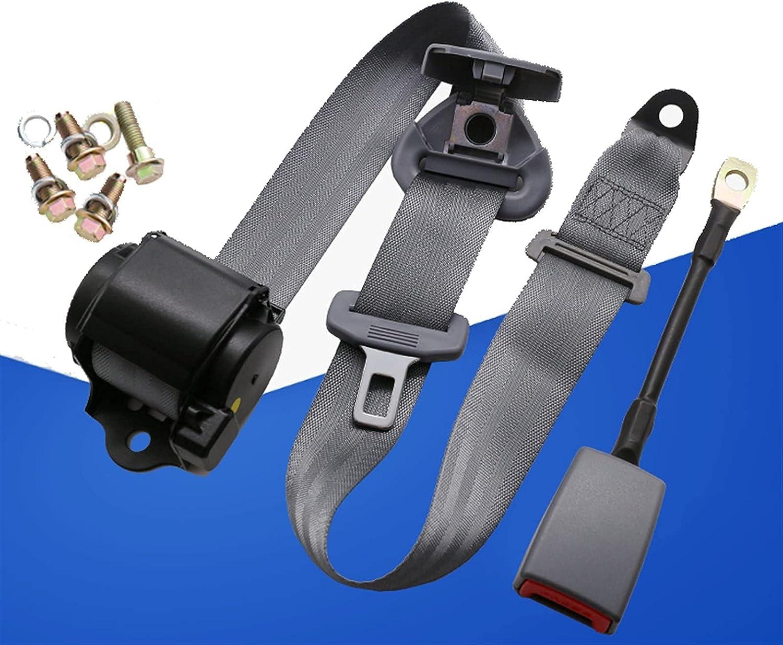 PARTAS Adjusters Universal Retractable Long-awaited Point Seatbelt Three Car Wholesale