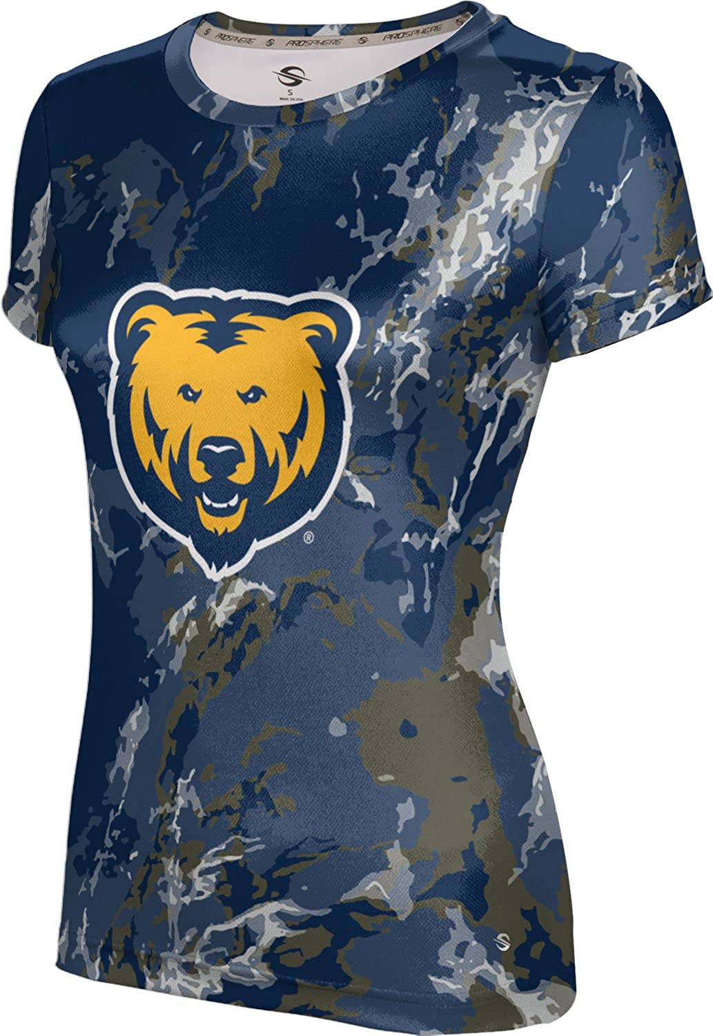 ProSphere University of Northern Colorado Girls' Performance T-Shirt (Marble)