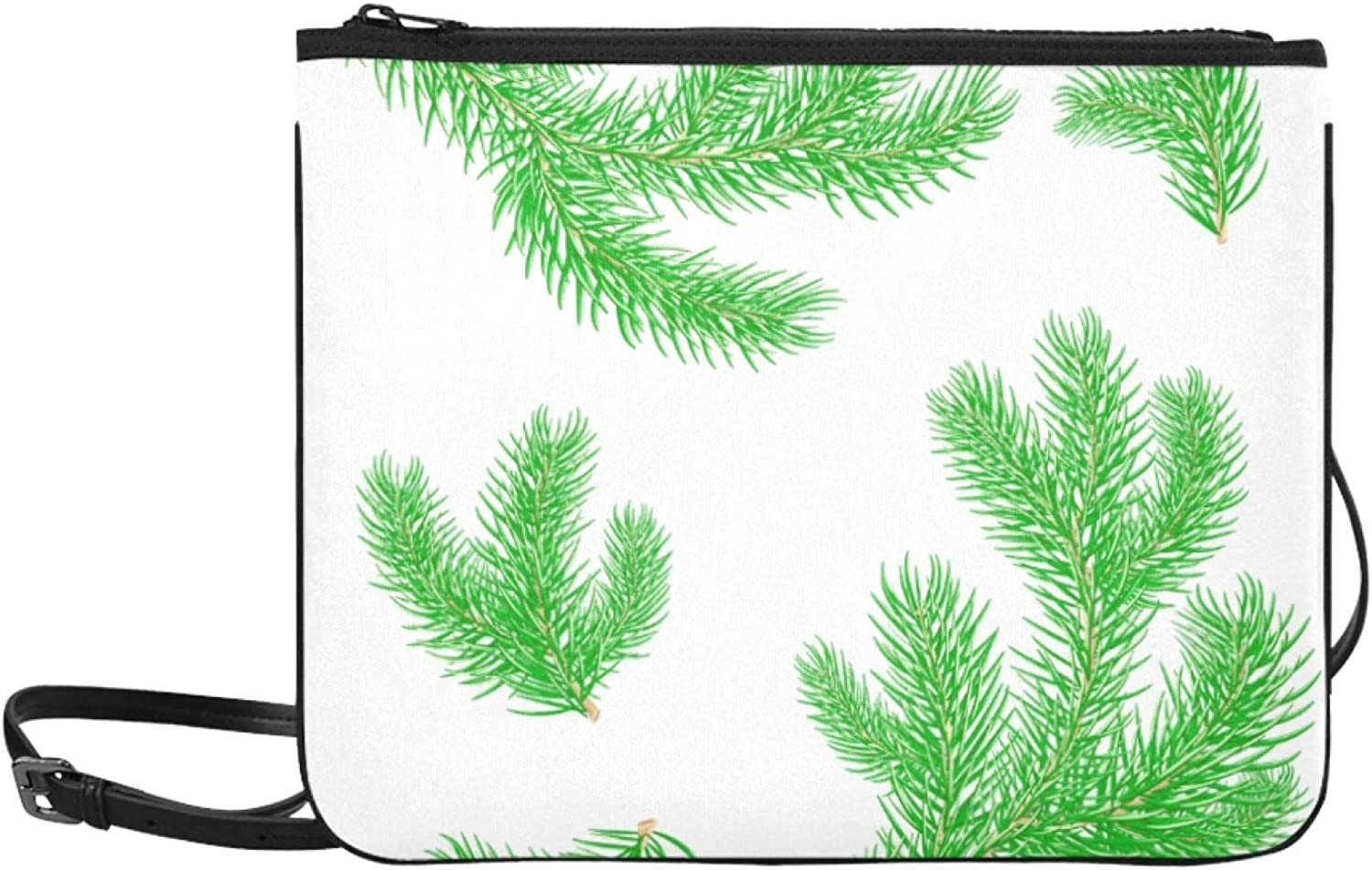 Cross Body Bag Different Large discharge sale Tree Life Indefinitely Branch Adjustable Green Shoul