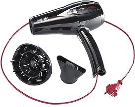 Sèche cheveux pliable avec fil rétractable 2100W