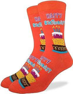 Good Luck Sock Men's Novelty Socks