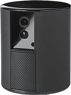 Somfy 2401492 Somfy One - Alarma para casa cámara de vigilancia con sirena 90dB y sensor de movimiento Full HD y Wifi