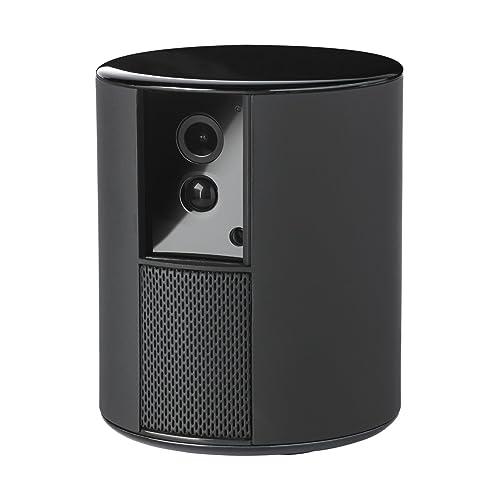 SOMFY - One Solution de Sécurité Tout-En-Un | Caméra HD | Sirène Intégrée | Détecteur de Mouvement | Mode Vie Privée | Technologie Bluetooth | Sécurité Efficace & Simple | App pour iOS/Android