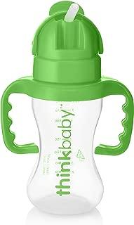 Thinkbaby Thinkster Bottle, Light Green (9 ounce)