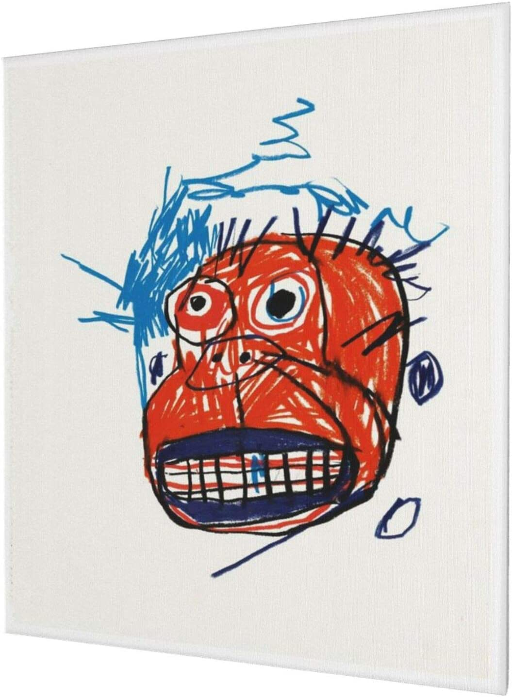 Untitled 16 Jean-Michel Basquiat Canvas Large Wall Art 値下げ Reprodu 超歓迎された