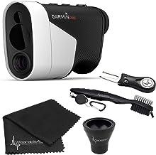 $629 » Wearable4U Garmin Approach Z82 (2020 Release) Golf GPS Laser Rangefinder with Included Lens Cloth, Carabiner Ultimate Golf...