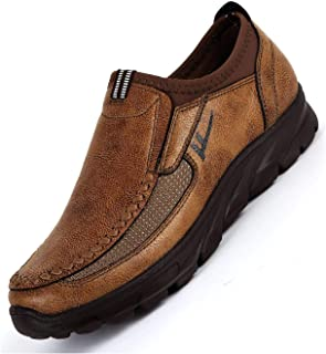 Hommes Mode Mocassins Business Chaussures/Loafers Casual pour Homme Chaussures Slip on Grande Taille Poids léger