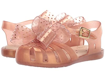 Mini Melissa Mini Aranha XIII (Toddler/Little Kid) (Gold) Girls Shoes