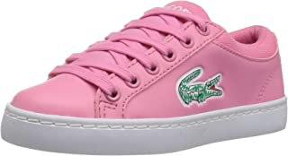 Lacoste Kids' Straightset Lace Sneakers