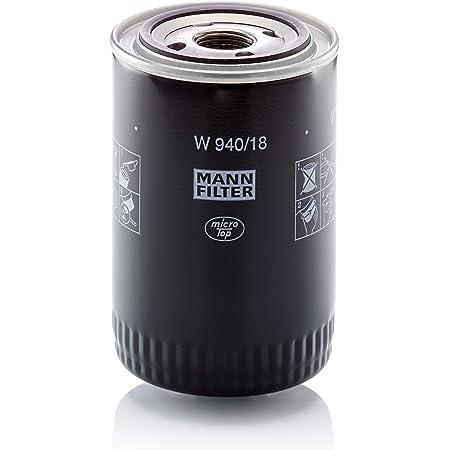 Original Mann Filter Ölfilter W 940 18 Hydraulikfilter Für Pkw Und Nutzfahrzeuge Auto