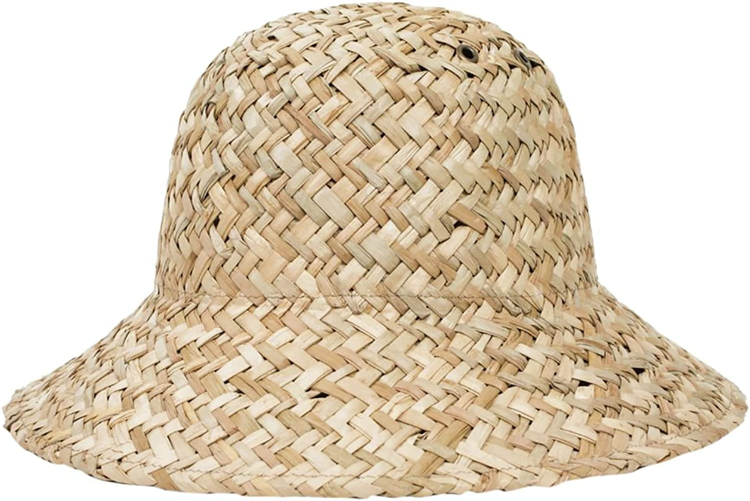 Brixton Women's Kennedy Hat, Dark Tan, Medium