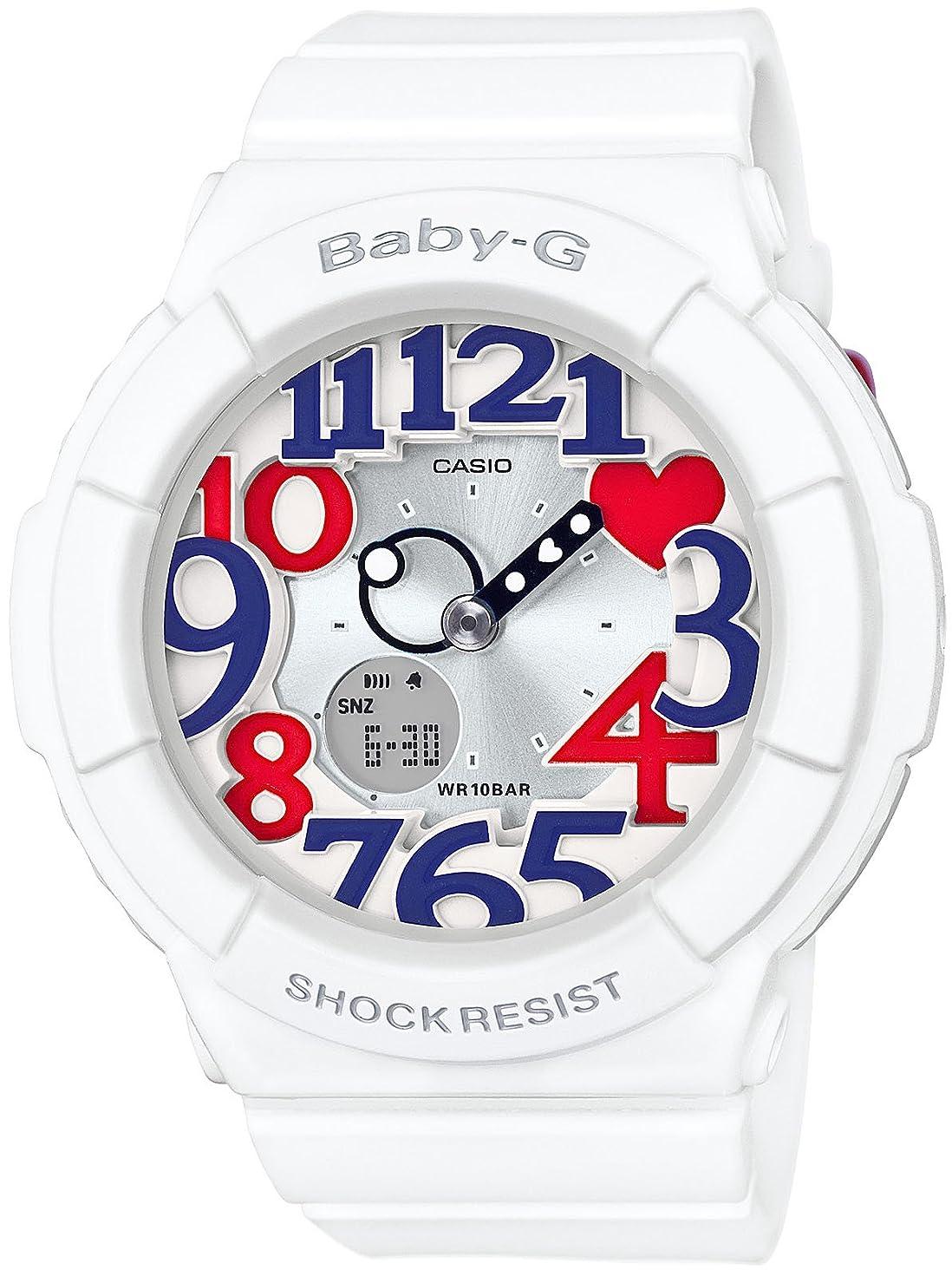 スポンジウルル積分[カシオ]CASIO 腕時計 BABY-G ベビージー BGA-130TR-7BJF レディース