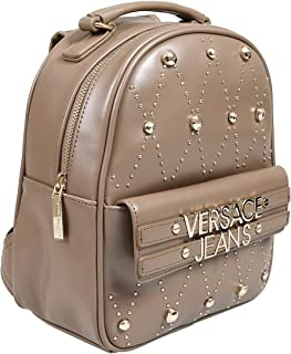 Versace EE1VSBBE7 E148 Taupe Backpack for Womens