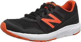 New Balance 570v2 Road Running Shoe, Black, 6 UK