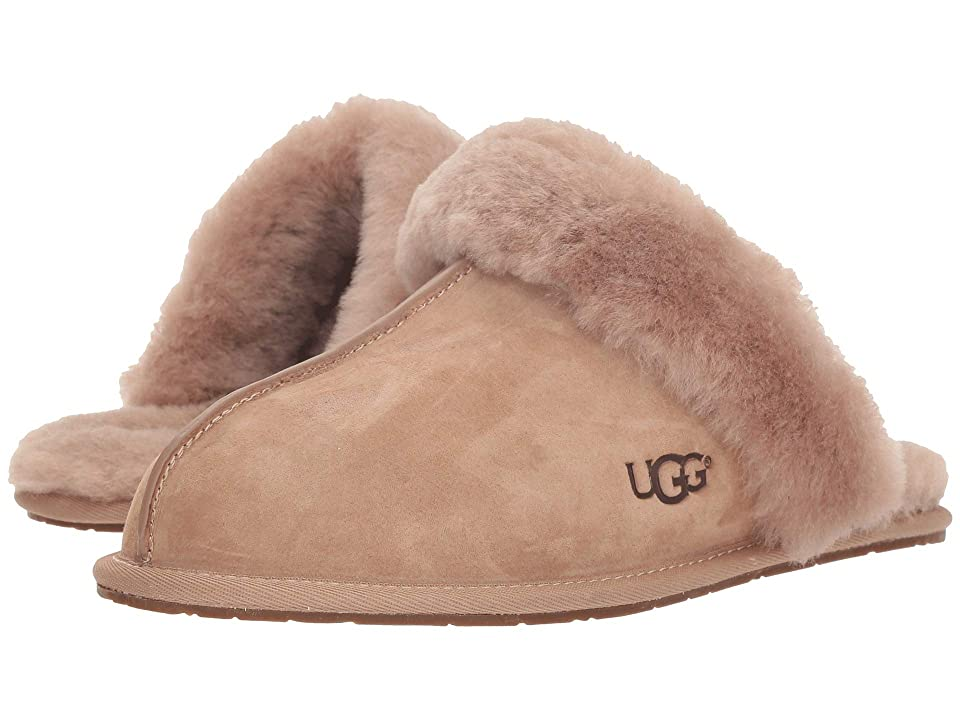 Image of UGG Scuffette II Water-Resistant Slipper (Fawn) Women's Slippers