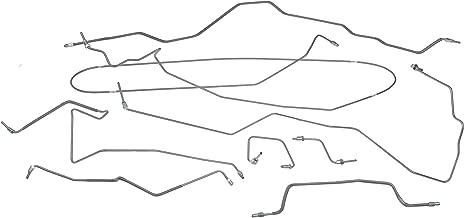 Dorman 919-236 Stainless Steel Brake Line Kit for Select Jeep Cherokee Models