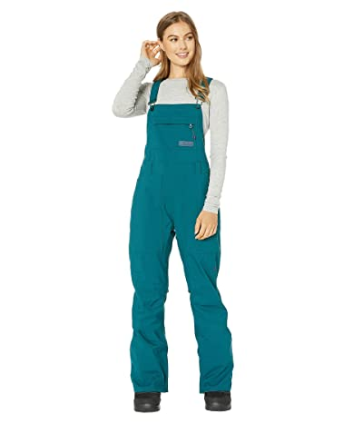 Burton Avalon Bib Pant (Deep Teal) Women