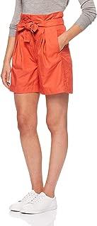 TOMMY HILFIGER Women's Sack Waist Safari Style Shorts