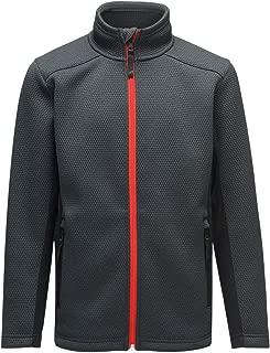 Spyder Boy's Encore Fleece Jacket – Kids Full Zip