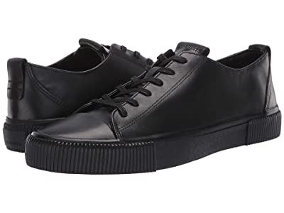 AllSaints Base Low Top (Black) Men