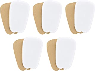 tongue pads for men's shoes